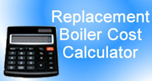 replacement boiler cost