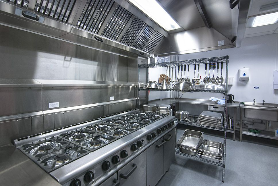 experienced commercial catering gas services